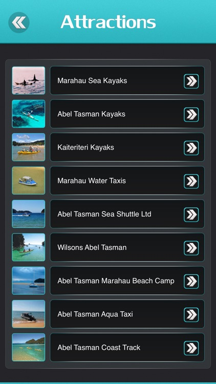 Abel Tasman National Park Travel Guide screenshot-2