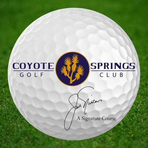 Coyote Springs GC