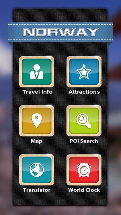 Norway Offline Travel Guide