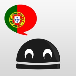 LearnBots Portuguese - Verbs + Pronunciation by a Native Speaker!