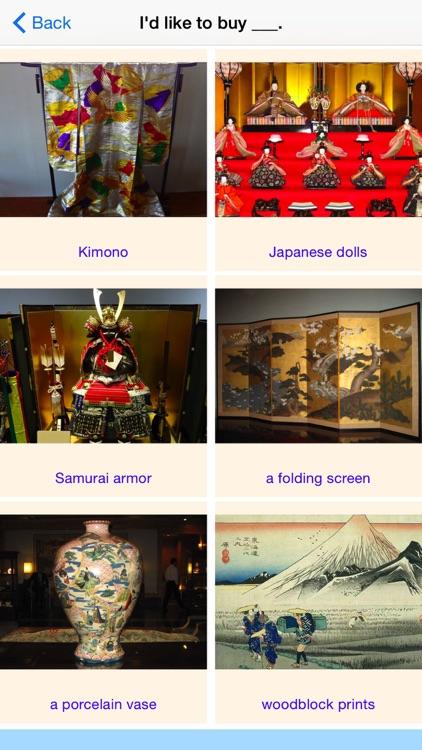 SayJapanese screenshot-4