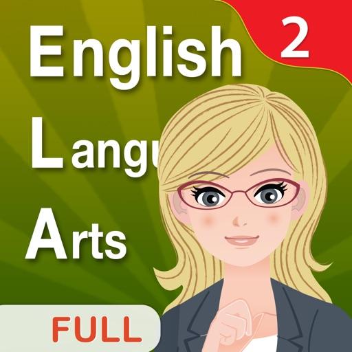 Grade 2 ELA - English Grammar Learning Quiz Game by ClassK12 [Full]