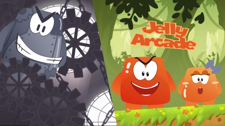 Jelly Arcade screenshot-0