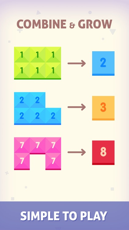 Just Get 10 - Simple fun sudoku puzzle lumosity game with new challenge screenshot-3