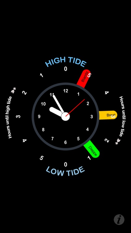 Tide Clock screenshot-0