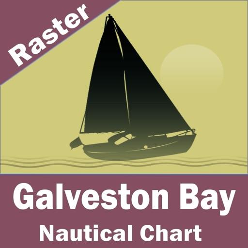 Galveston Bay-Houston (Texas) – Raster Nautical Charts