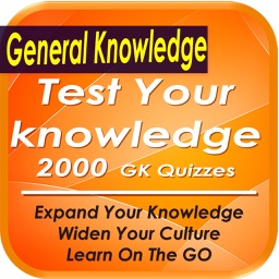 How Good is your General Knowledge? 2000 Quizzes