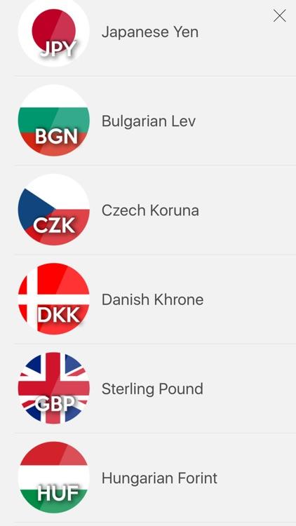 Currency Converter Premium screenshot-4
