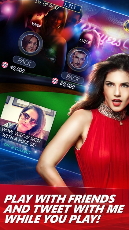 Teen Patti PartyPoker with Sunny Leone screenshot-3