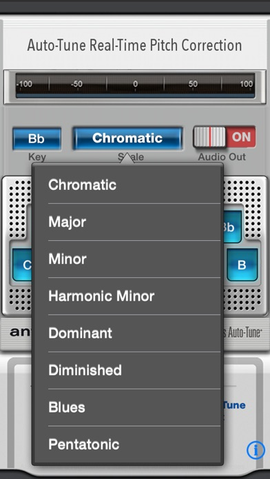 Auto Tune Mobile review screenshots
