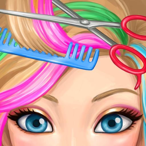 Волосы Makeover Салон - Hair Salon Makeover