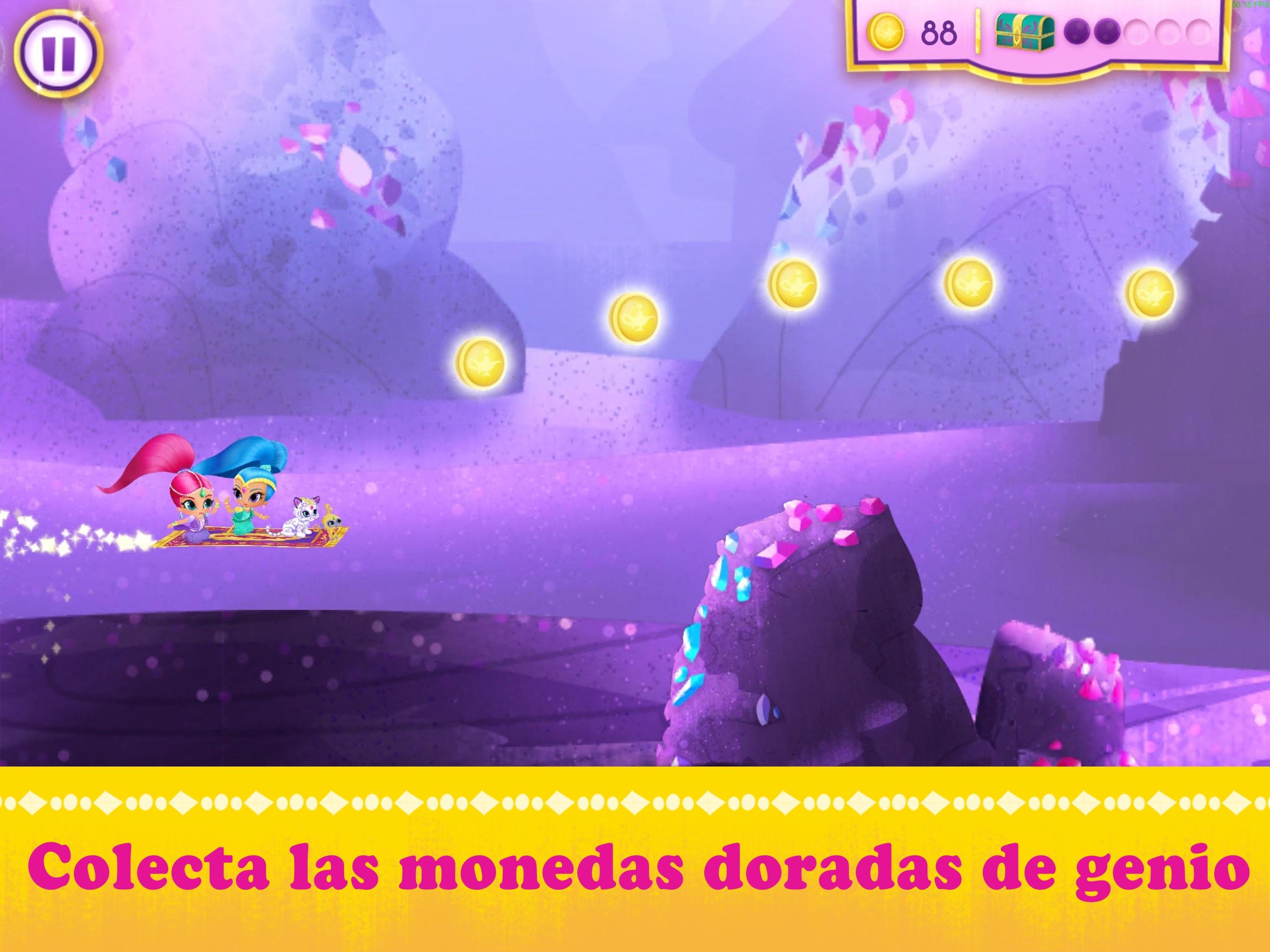 Shimmer y Shine: La Alfombra Mágica HD Screenshot