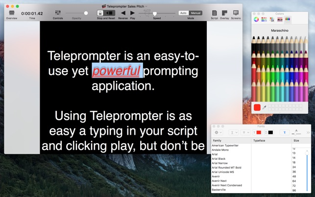 Teleprompting Software For Mac - trylitlesite's blog