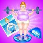 减肥计划- 胖女孩变身苗条美女 icon