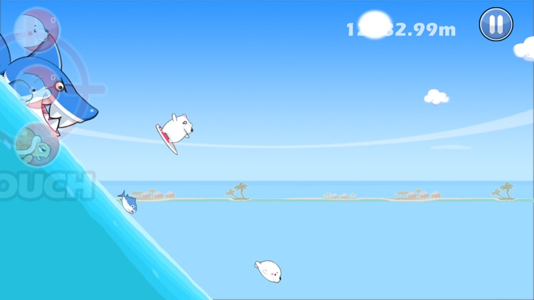 South Surfers 2 :Finding Marine Subway 1 screenshot-2