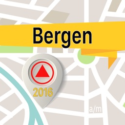 Bergen Offline Map Navigator and Guide