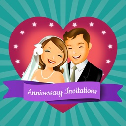 Anniversary Invitation Cards