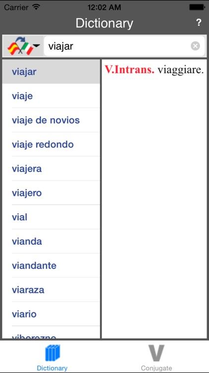 Italian Dictionary (Offline) screenshot-4