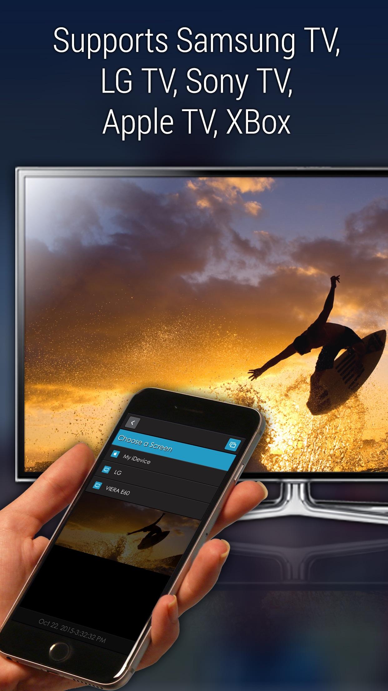iMediaShare - Stream Photos, Video and Music from your Phone to TV Screenshot