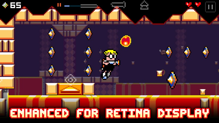 Mutant Mudds screenshot-2