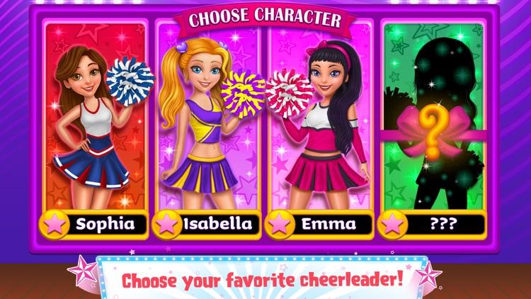 Star Cheerleader - High School Tryouts screenshot-4