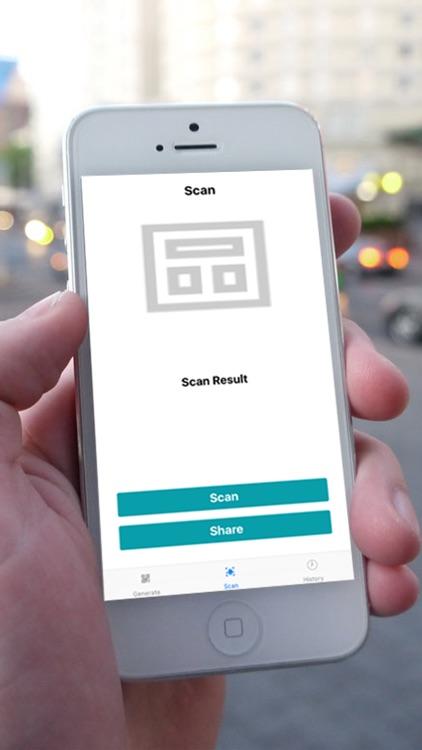 Barcode Reader For:Generate & Scan  All QR/Barcode screenshot-3