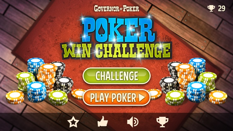 Poker - Win Challenge screenshot-0