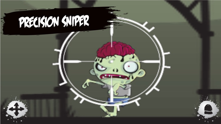 Zombie Sniper Shooting for Kids - Kill all the zombies to survive!