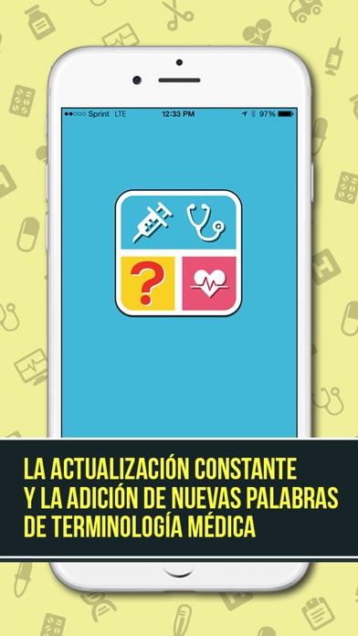 Adivinar que la Terminología Médica Pro- Juego de | Spanish Apps Store