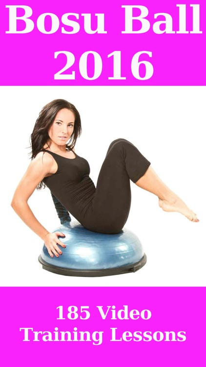 Bosu Ball 2016 screenshot-0