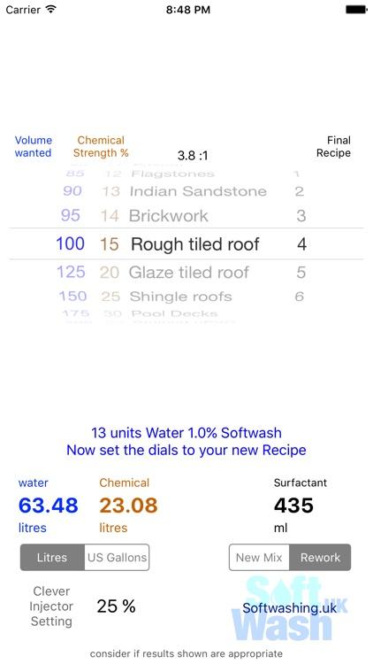 SoftWashing Pro screenshot-3