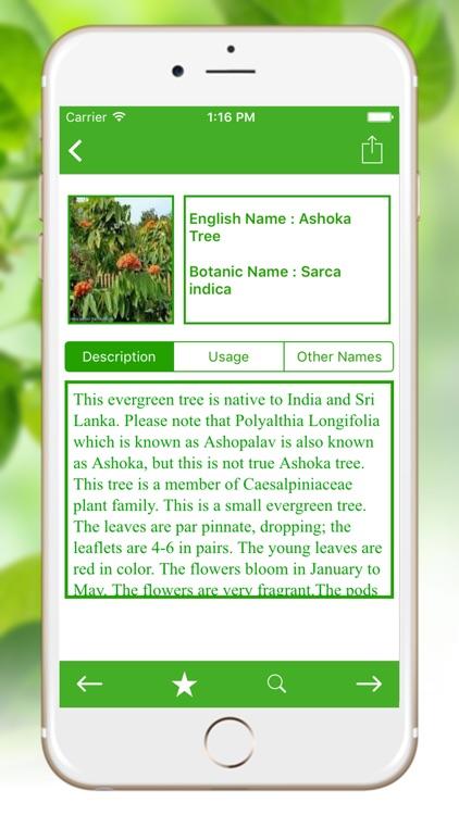 Medicinal Herbal Plants & Cures Herbs screenshot-3