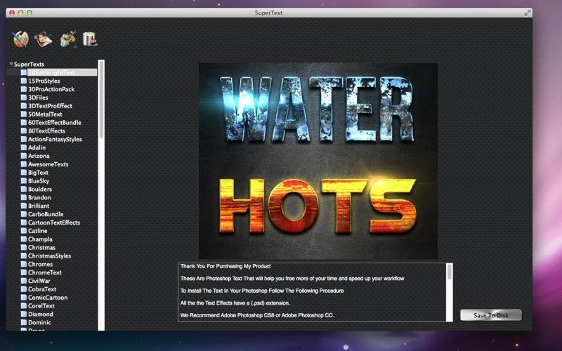 SuperText screenshot 5