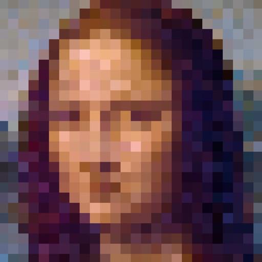 Pixelation Camera By Travis Newby