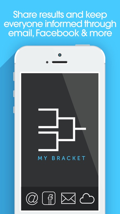 My Bracket + Tournament Manager for Amateur Sports screenshot-3