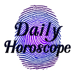 Daily Horoscope Fingerprint Scanner