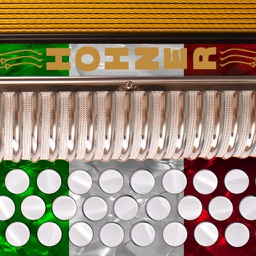 Hohner-EAD Mini SqueezeBox - All Tones Deluxe Edition