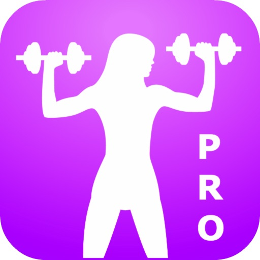 Women's Gym PRO: Best Female Bodybuilding and Physique Exercises for Sculpted Fitness Ladies Body icon