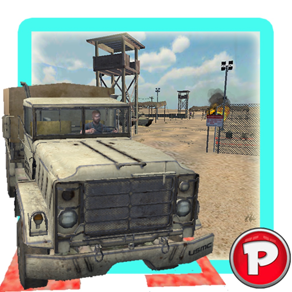 Army Trucks Emergency Parking : Battle-Ground  Rumble. Play Real Redline Game hack