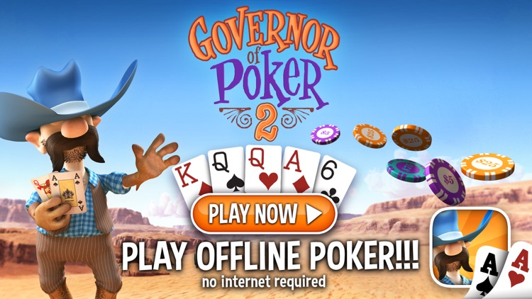 Governor of Poker 2 - Offline screenshot-0