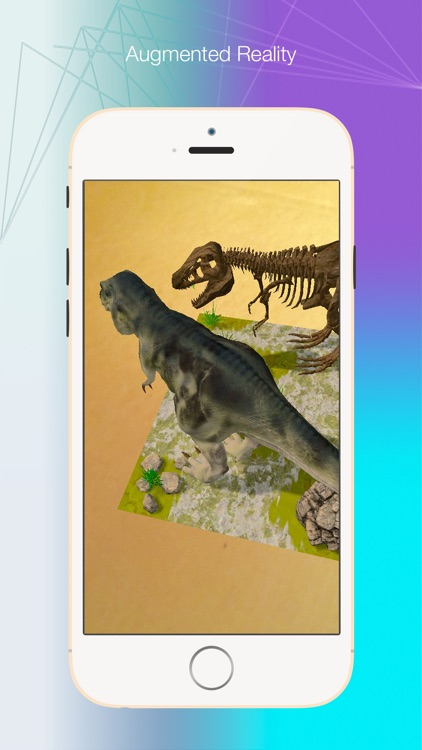 Logie T. Rex Augmented Reality screenshot-3