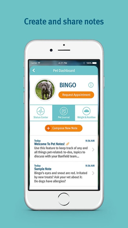 Banfield Pet Health Tracker screenshot-3