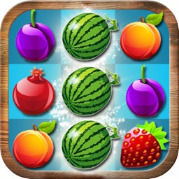 Farm FRUIT Crush - Match 3 King