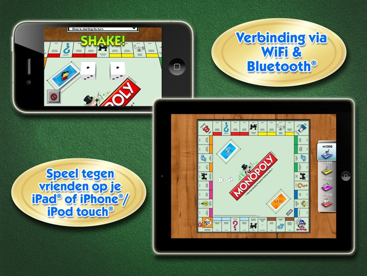 MONOPOLY for iPad screenshot-4