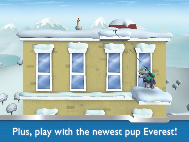 PAW Patrol Rescue Run HD screenshot-3