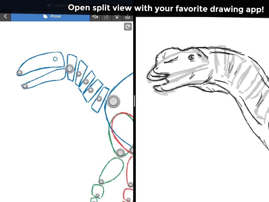 Pose & Draw Dinosaurs - Online Game Hack and Cheat   Gehack com