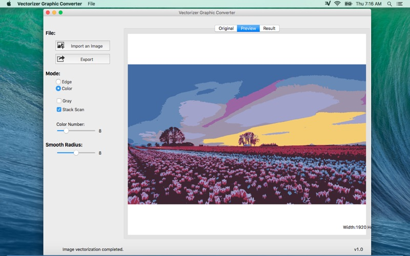 Vectorizer Graphic Converter - for Adobe Illustration & DXF formats | App  Price Drops