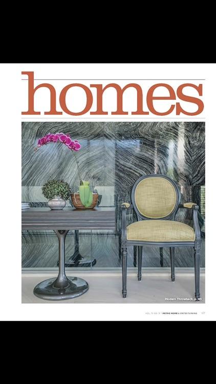 Metro Home Magazine