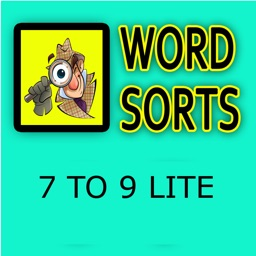 Word Sorts 7 to 9 Lite