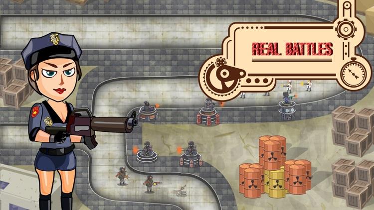 Global Strike Force - Modern Counter Offensive Game screenshot-3
